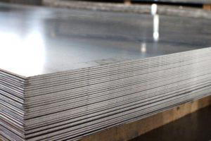 листовая оцинкованная сталь