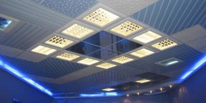 Подвесные, потолочные системы от производителя по выгодной цене со склада в Москве