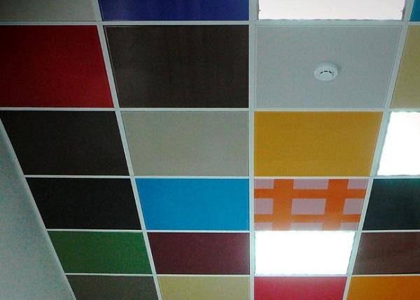потолочная плита
