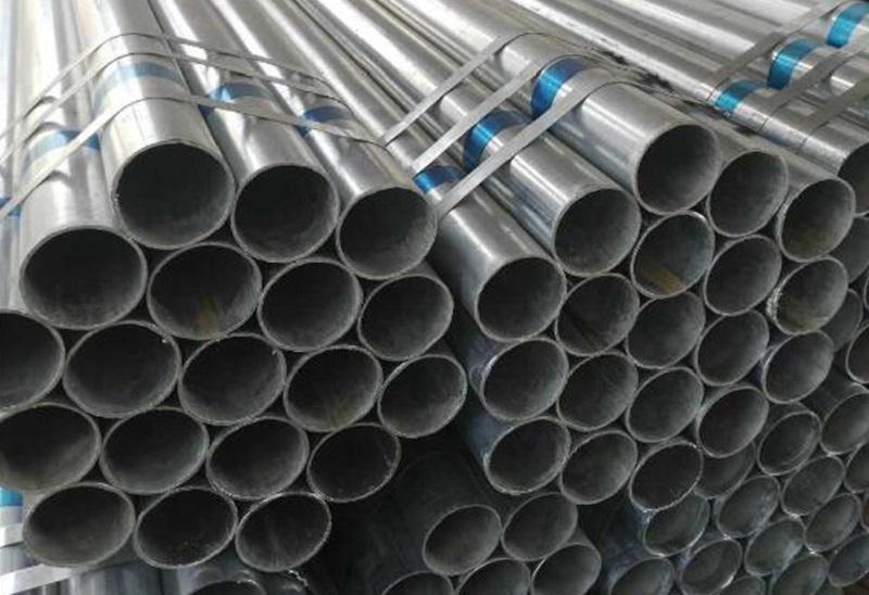 трубы оцинкованной стали