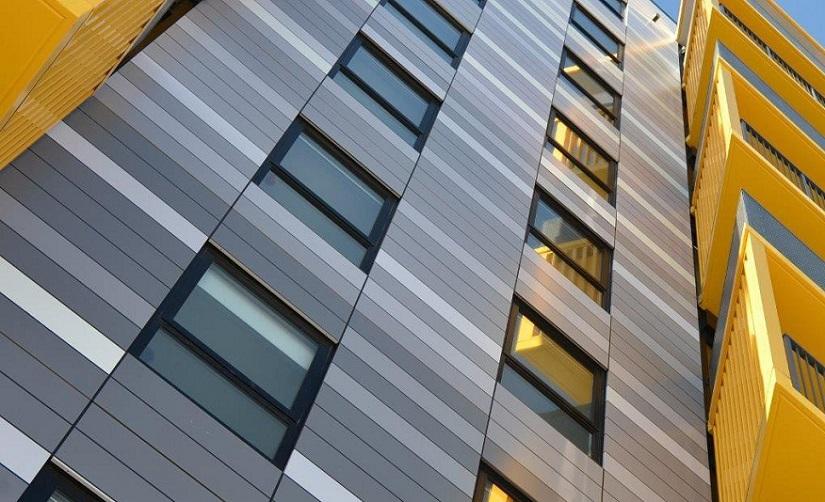 система навесных фасадов в Москве