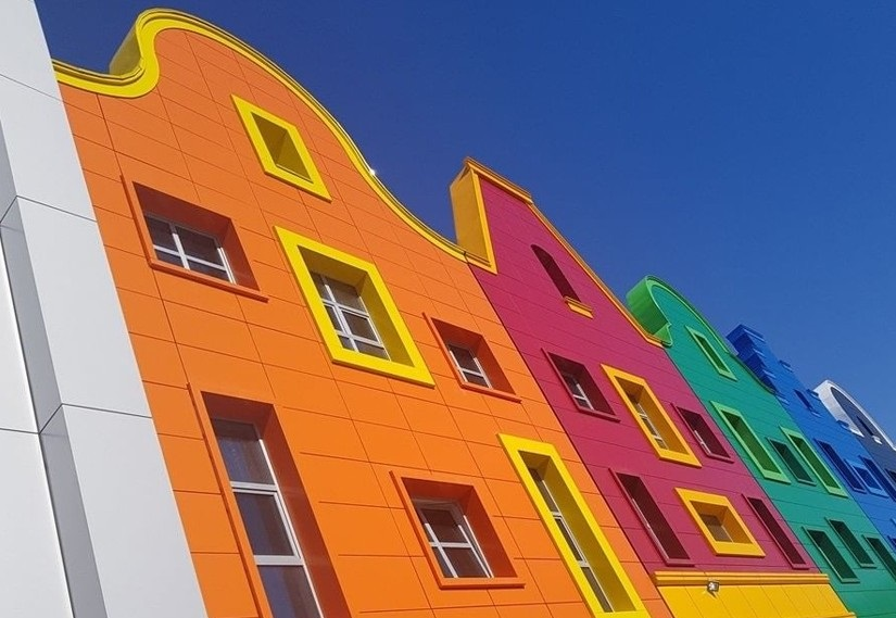 профиль для навесных фасадов купить