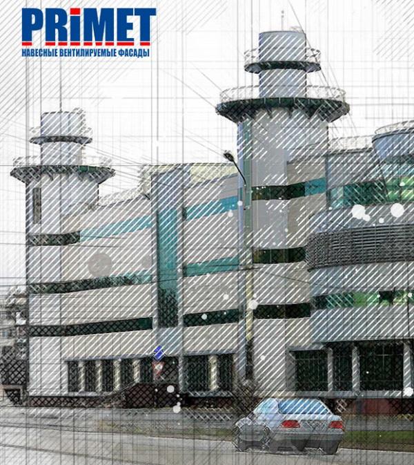 конструкции и элементы вентилируемого фасада