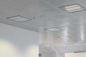 подвесные потолки для офиса