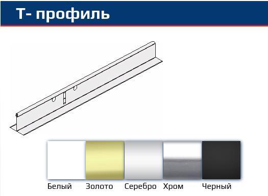 профили для подвесных систем