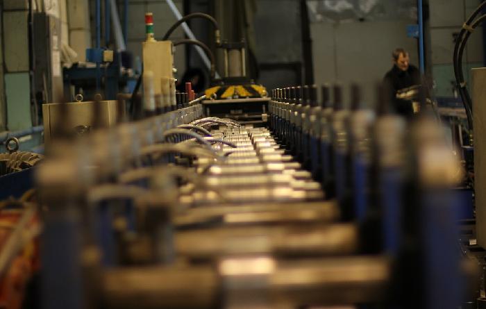 производство подсистемы из оцинкованной стали