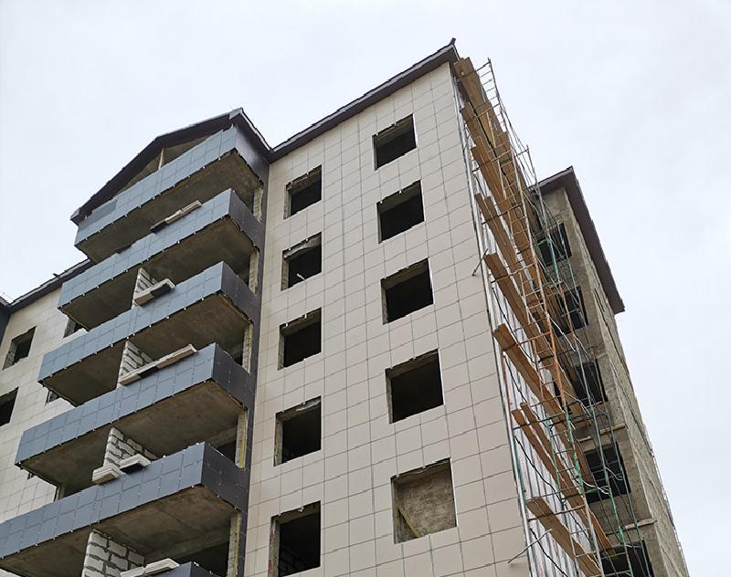 современные навесные фасады Праймет
