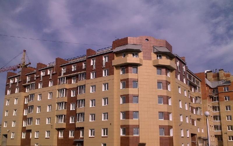 Эстетика и функциональность навесных фасадов в современной архитектуре
