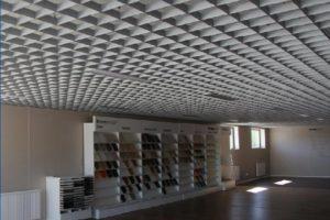 решетчатые потолки грильято в москве