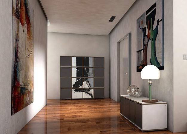какие потолки лучше сделать в коридоре и прихожей