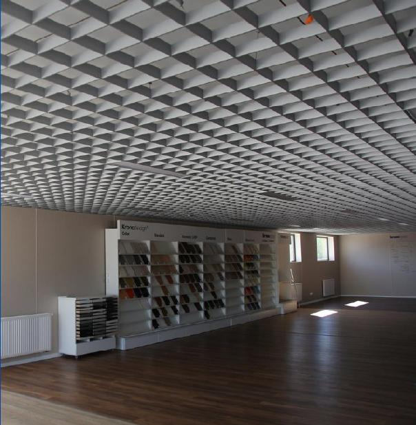 какой подвесной потолок лучше установить в доме