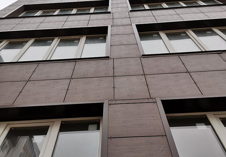 материалы для облицовки вентилируемого фасада